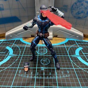 "Marvel Legends House of X Series CYCLOPS 6"" Scale X-Men Figure Tri-Sentinel BAF"