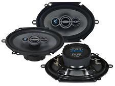 """HIFONICS ZEUS ZSi683 3-Wege 6x8"""" Lautsprecher 180 Watt PKW oval Boxen Ford Mazda"""