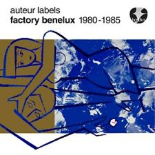 Auteur Labels: Factory Benelux 1980-85 (2008, CD NIEUW) Remastered