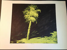 "Peter Alexander Artist - ""Brooks"" Lithograph, Hand Signed, Limited Edition"
