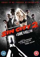 Sin City 2 - a Dame to Kill for 5055761903546 With Bruce Willis DVD Region 2