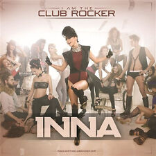 Inna - I Am The Club Rocker (CD) 2011 NEW