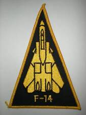 US NAVY F-14 TOMCAT PATCH -COLOR