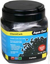 Aqua One A1-10431 ChemiCarb 600g Active Carbon for Aquarium & Pond Filters