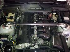 BMW E36 325 328 M3 Aluminio Aleación Delantera Superior Puntal Brace Truss Bar Z1176