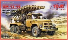 Zil 131 bm-13-16 lanzacohetes (Egipcio Marcas yom-kippur Guerra) 1/72 Icm