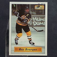 RAY BOURQUE  1995-96  Bashan  Imperial  Super Stickers  #6  Boston Bruins