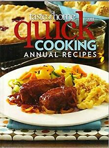Taste of Home Quick Cooking Annual Recipes 2011 Catherine Cassidy