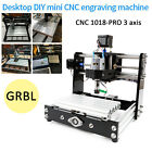 1018 Pro GRBL Control CNC Milling Engraving Machine 3 Axis Wood Router Engraver