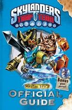 BOOK - Skylanders Trap Team - Master Eon's Official Guide with Giant Poster