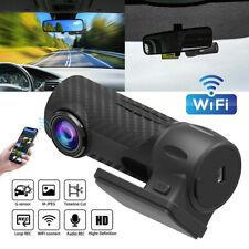 GPS Camera HD Car DVR Dash Cam Video Recorder G-Sensor 1080P WiFi Parking Mode