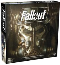 Fallout Board Game Post Nuclear Tabletop Fantasy Flight Games FFG ZX02 Bethesda