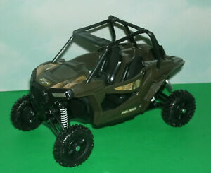 1/18 Scale Polaris RZR XP 1000 EPS Side by Side UTV Plastic Model ATV - New Ray