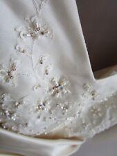 JULIAN & ADAM  Wedding Dress Size 8