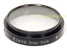 Leitz Nuovo York E. H UVa 36mm/A36 Fit Filtro per L39 LEICA ELMAR Hektor SUMMAR