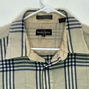 Northwest Territory Mens Vintage Shirt Multicolor Checked 2XL