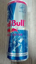 1 Energy Drink Dose Red Bull Neymar Edition Full Voll 250ml Can Belgien Fußball