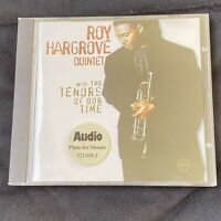 With the Tenors of Our Time by Roy Hargrove Quintet (CD, May-1994, Verve)