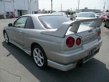Nissan Skyline r34 er34 High Rise OEM Spoiler Arrière Wing Bodykit Body Kit Rouge