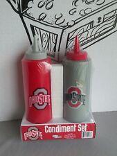 Ohio State University Buckeyes Condiment Set College NCAA Football