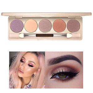 5 Shadow Eyeshadow Palette Pink Shadow #5302 by Moztam New York Cosmetics NEW
