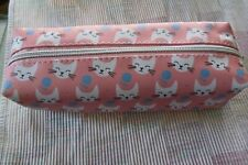 Danielle Creations Kitty - Cat Pencil Case/Cosmetics Bag Zippered Pouch Nwt