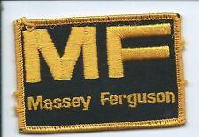 MF Massey Ferguson patch 2-1/4 X 3-1/4 #600