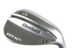 Cleveland RTX-4 Mid Grind Tour Satin Lob Wedge 60° Stiff Right-Handed #15902