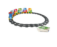Dubie The Alphabet Train - Includes 71 Pieces and 26 Learning Cards