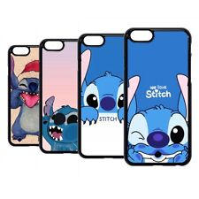 Lilo Stitch Disney Cartoon Hard Phone Case Cover For iPhone XR XS Max 11 12