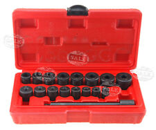 Clutch Alignment Tool Kit Universal 17pcs For Cars/Light Commercial Vehicle