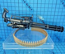 """50pcs//Set 1//6 SCALA CALIBRO 7.62 macchina di metallo CATENA proiettile Modello F 12/"""" cifre"""