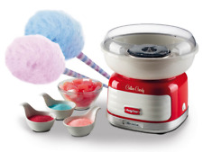 ARIETE COTTON CANDY 2973 ROSSA MACCHINA PER LO ZUCCHERO FILATO PARTY TIME