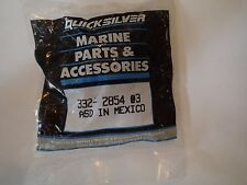 Pack of (3) New Mercury Quicksilver Boots # 332- 2854  OEM, NOS