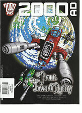2000 AD WEEKLY MAGAZINE,  ISSUE, 2016       FRONT TOWARD FNEMY     PRINTED IN UK