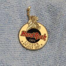 Hard Rock Cafe Pin London 4th July1997
