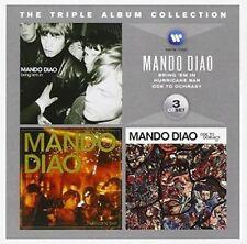 MANDO DIAO Triple Album 3CD NEW Bring 'em In/Hurricane Bar/Ode To Ochrasy