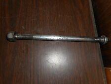 1987 87 XR600r XR 600r Swingarm Axle