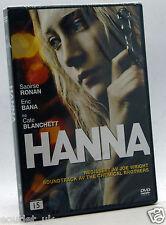 Hanna DVD Región 2 Nuevo Sellado