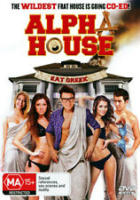 ALPHA HOUSE - BATTLE OF THE SEXES WILDEST CO-ED FRAT HOUSE SEX COMEDY DVD