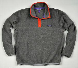 Patagonia Fleece Jacket Top Size M