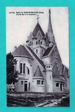 Ansichtskarte, Eglise de MONT-NOTRE-DAME (Aisne)