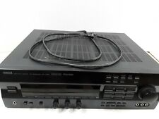 Yamaha RX-V592 Natural Sound 230 Watts Cinema DSP Dolby 5.1 Channel Receiver