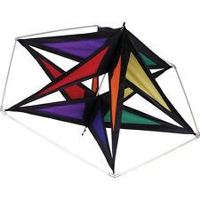 """Kite Rainbow Astro Star 44"""" x 35"""" Single Line Box Kite..24.... PR 11226"""