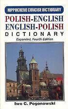 Polish-English/English Polish Concise Dictionary (Hippocrene Concise Dictionary)