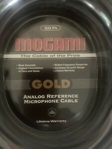 mogami microphone cable