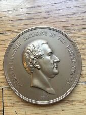 "Millard FillmoreUS Mint Presidential Series 3"" Bronze"