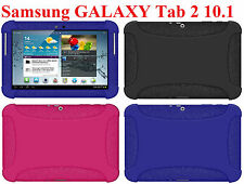 AMZER Silicone Skin Jelly Case Cover For Samsung GALAXY Tab 2 10.1 GT-P5100 5110