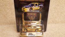New 1998 Racing Champions 1:64 NASCAR 24K Gold Ted Musgrave Primestar Taurus #16