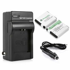 2x NB-11L Battery & Wall Charger for Canon PowerShot SX410 SX400 IS ELPH 320 340